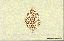 Indian Wedding Invitation - Customized Invites | My Shadi Cards