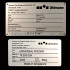 Metal or Plastic Engraving Name Plate Label Tags