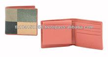 Beautiful Stingray Jewel Men's Fashion Wallet