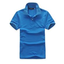 2014 Summer Men Contrast Polo Shirts
