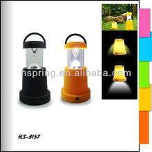 multifunctional led lantern camping torch
