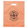 poly patch handle carrier gift bag China supplier