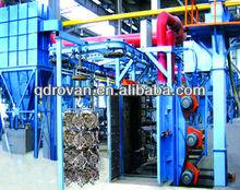 Q376 sandblaste factory machines