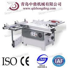 electric sliding table saw machine, cutting panel saw