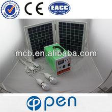 Good performance 12V DC 12W Smart Power portable solar generator 10kw