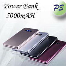 Power Bank 5000 mAh Charger Externall Battery Pack For Mobile Phones,Tablet,iPhone,iPad,Multimedia Player, PSP,Camera,Handycam