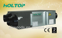 Residential Use high static pressure designed Heat and Energy Recovery Ventilator HRV ERV