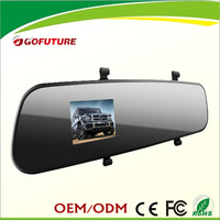 Hot selling !!! NTK96220 1080P mini first night hidden mirror car camera videos