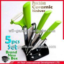"PT-CRMC05 5 Piece Color 6"" ceramic knife High quality"