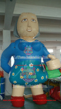 2013 Inflatable cartoon character
