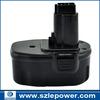 14.4V Ni-CD replacement Power Tool Battery for Dewalt DC9091 DE9038 DE9091 DE9092 DE9094 DE9502 DW9091 DW9094