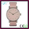 colorful unisex nylon new arriver japan movt quartz watch stainless steel back