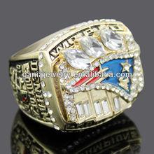 2004 New England Patriots SUPER BOWL XXXIX Champions Ring,Custom Team Championship Ring