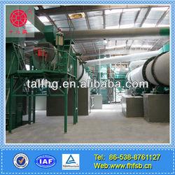 Organic compound fertilizer making machines/Organic fertilizer processing equipment