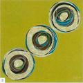 moda moderna geométrica abstrata pintura para a sala de estar