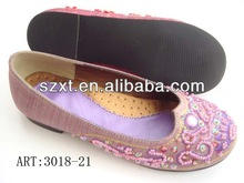 pearl and diamond shoes glitter women diamond shoes crystal pearl studded shoes