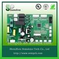 La electrónica de automoción de pcb de la asamblea, placa de circuito con componentes electrónicos