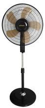 16'' standing solar fan 12v dc input