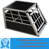 cheap Big single and double door modular aluminum dog cage