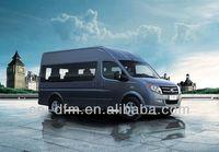 Dongfeng 12-17 Seats U-Vane A08, K12-001 Auto Car, MPV, High Level Business vehicle,Van