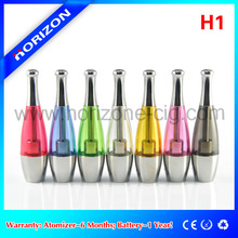 2013 horizon the newest model with 6 pattern ego e-cigarette h1