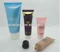 cosméticos tubo de plástico