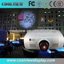 10000 Lumens XGA WUXGA hight brightness 1920x1200 Pixels 3d projector polarized