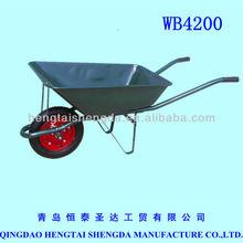 65L hot-sale wheelbarrow Wb4200 farm tools and names