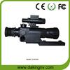 Gen1+ hunting night vision riflescope with detachable IR illuminator