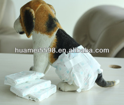 exproted to Japan pet diaper
