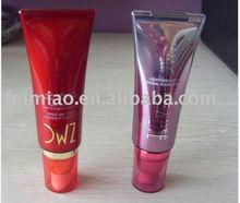 Cosmetic plastic tube