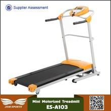Pro fitness small incline motor treadmill