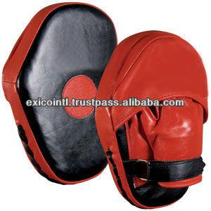 very durable taekwondo focus mitt,kicking pad,kickboxing kicking target,martial arts equipment