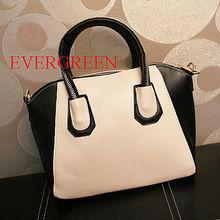 ladies handbags tote bag international brand coloful lady tote handbag S002