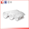 White filtration 0.1 micron water filter cloth bag