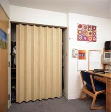 Wood Accordion Folding Doors & Partitions