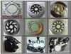 Jianshe Motorcycle parts for YBR125 yamaha