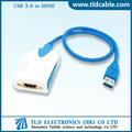 2013 neues design hdmi-auf-usb 3.0 konverter kabel