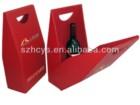 carton box paper box wine glass cardboard gift box