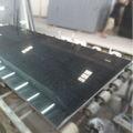 Top grau de vidro telha de assoalho, black telha de quartzo