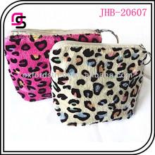 Vintage villus sexy leopard purse,women bag, small money pocket,gift ,handbag