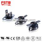 """KSD301-V Bakelite Auto KSD Thermostat from FSTB (1/2"""")"""