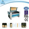 Melamine MDF 80w 100w 150w Co2 laser engraving machine