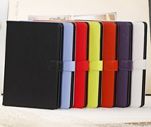 for ipad air book leather case