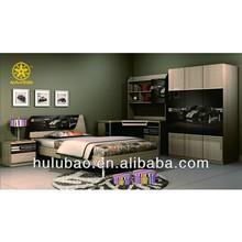 children furniture bedroom suite,modern MDF kids Bedroom suites#1307