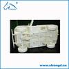 CNC Machining Plastic White ABS Prototype Service CNC Car Model