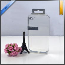custom made factory price high quality clear plastic box with lock and key