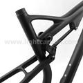 Lightcarbon DS069 todo montaña specialized bicicleta de montaña suspensión completa del marco del carbón 29er mtb marco 29er