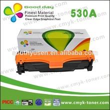 Virgin Empty Color Toner Cartridge CB530A 531A 532A 533A