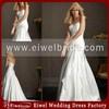 AL2511 Free Shipping Sweetheart Top Quality Taffeta Sexy Mermaid Wedding Dresses